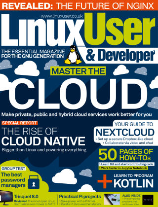 Linux User & Developer Issue 192