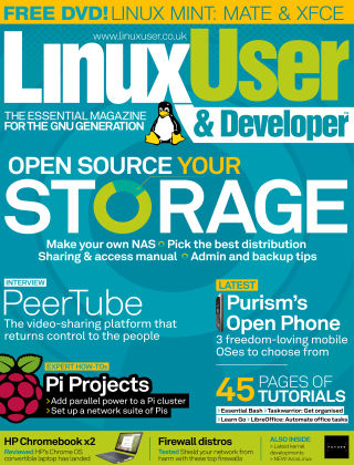 Linux User & Developer Issue 195
