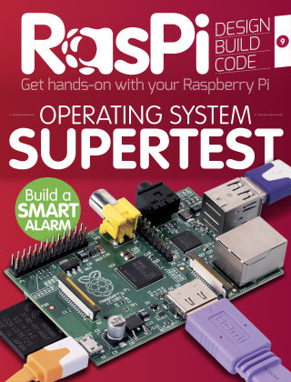 Raspi Issue 009