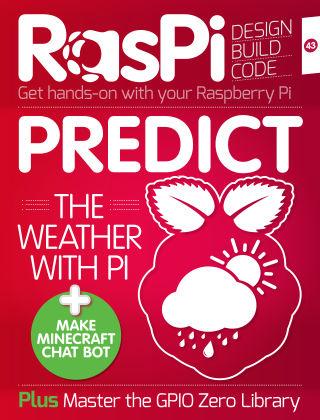 Raspi Issue 043 2018