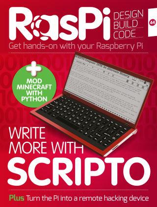 Raspi Issue 044 2018