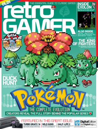 Retro Gamer - UK Issue 135