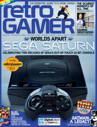 Retro Gamer - UK Issue 134
