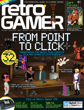 Retro Gamer - UK Issue 138