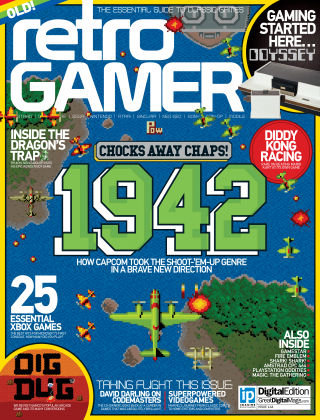 Retro Gamer - UK Issue 144