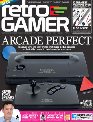 Retro Gamer - UK Issue 146