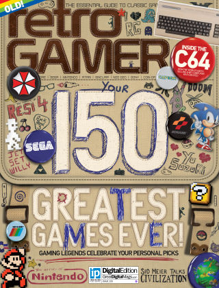 Retro Gamer - UK Issue 150