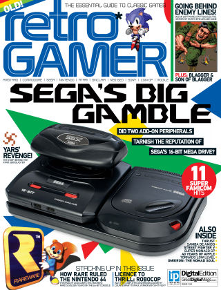 Retro Gamer - UK Issue 153