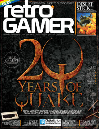 Retro Gamer - UK Issue 154