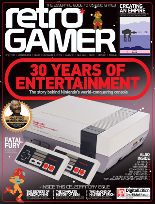Retro Gamer - UK Issue 155