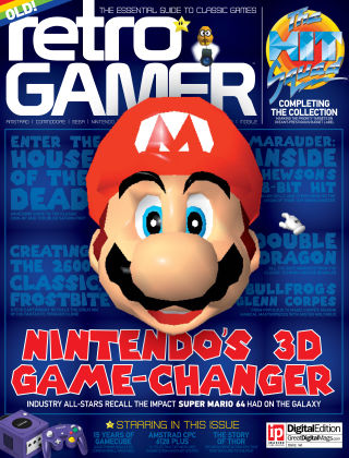Retro Gamer - UK Issue 160