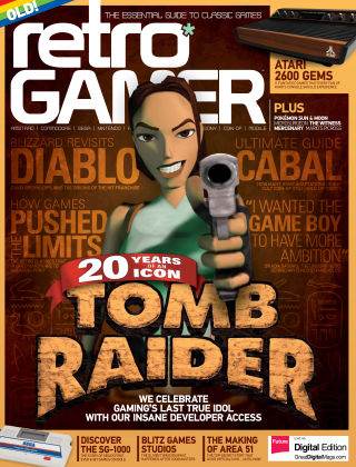 Retro Gamer - UK Issue 163