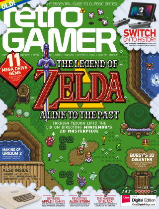 Retro Gamer - UK Issue 165