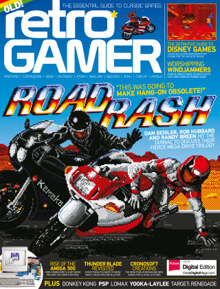 Retro Gamer - UK Issue 166