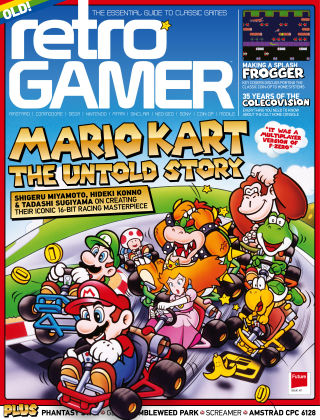 Retro Gamer - UK Issue 167