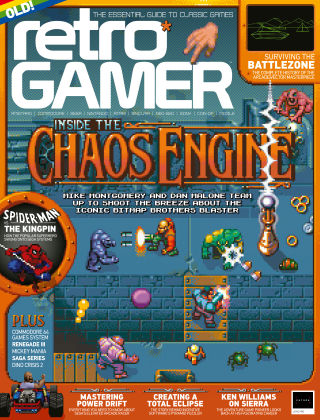Retro Gamer - UK Issue 180