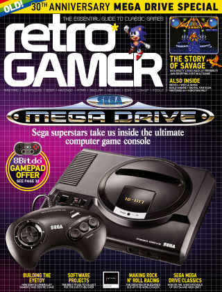 Retro Gamer - UK Issue 182