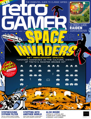 Retro Gamer - UK Issue 185