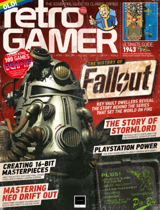 Retro Gamer - UK Issue 186