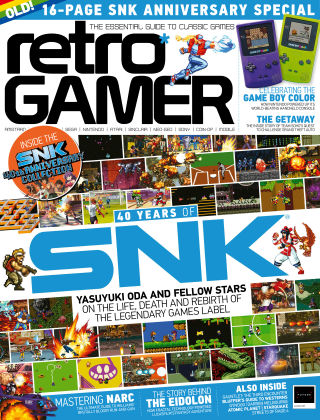 Retro Gamer - UK Issue 187