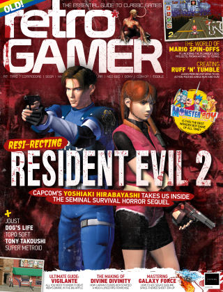 Retro Gamer - UK Issue 190