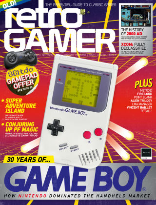 Retro Gamer - UK Issue 196
