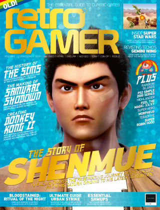 Retro Gamer - UK Issue 197