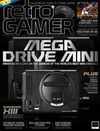 Retro Gamer - UK Issue 198