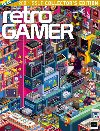 Retro Gamer - UK Issue 200