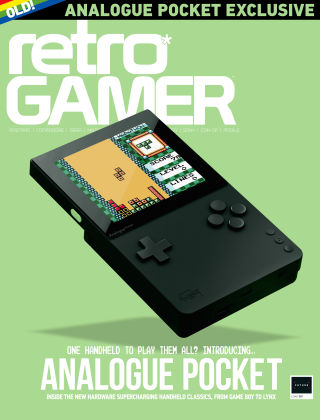 Retro Gamer - UK Issue 201
