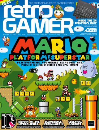 Retro Gamer - UK Issue 203