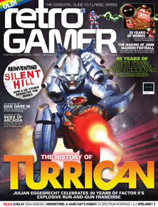 Retro Gamer - UK Issue 214