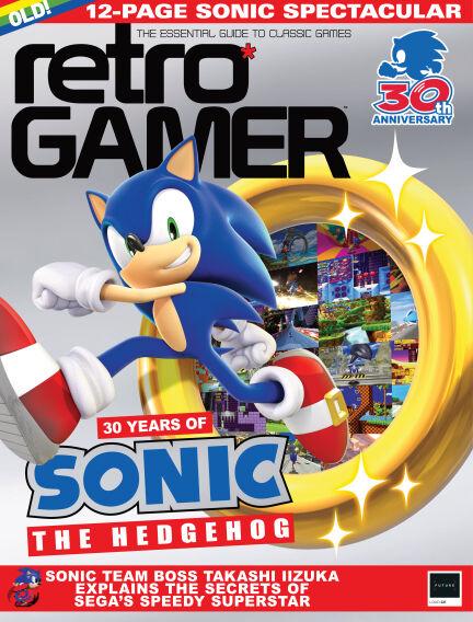 Retro Gamer - UK