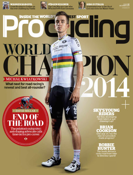Procycling November 07, 2014 00:00