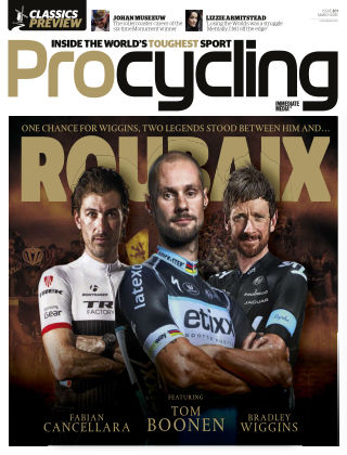 Procycling Mar 2015