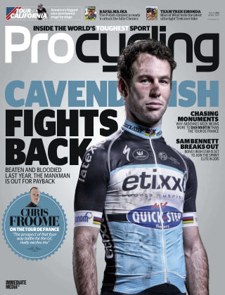 Procycling Apr 2015
