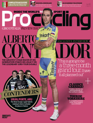 Procycling May 2015