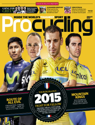 Procycling July 2015