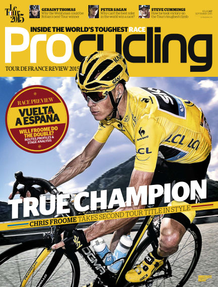 Procycling August 14, 2015 00:00