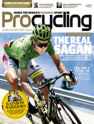 Procycling Oct 2015