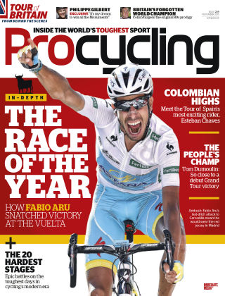Procycling Nov 2015