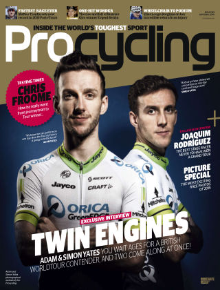 Procycling Jan 2016