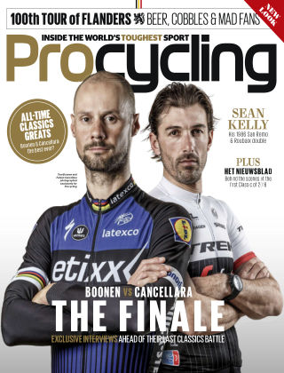 Procycling Apr 2016