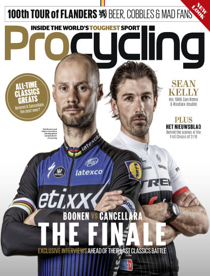 Procycling March 25, 2016 00:00