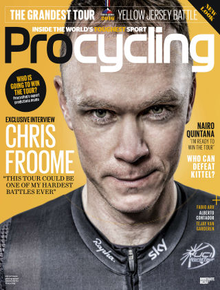 Procycling Jul 2016