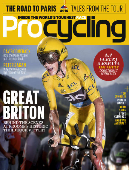 Procycling August 12, 2016 00:00