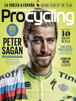 Procycling Nov 2016