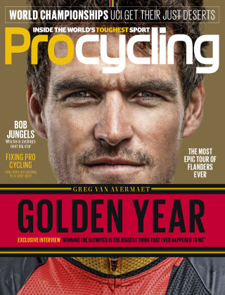 Procycling Dec 2016