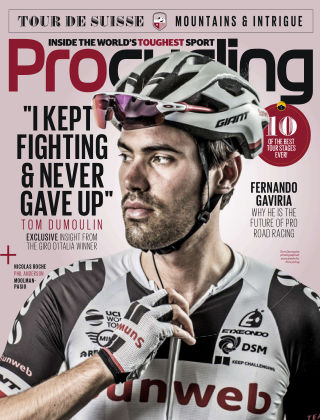 Procycling August 2017
