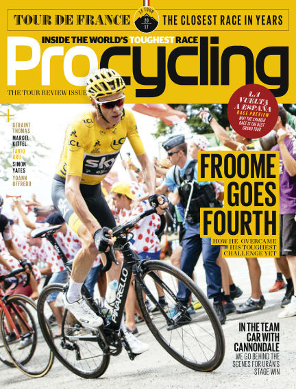 Procycling August 11, 2017 00:00